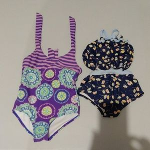 Lot of 2 swimsuits